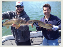 What to bring on a fishing charter green bay fishing for Oconto fishing report
