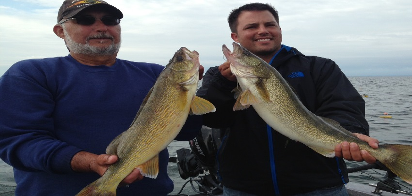Green Bay Walleye Charters